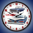1959 Chevrolet Wall Clock, Lighted