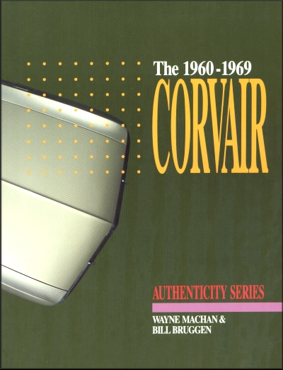 1960-1969 Corvair Authenticity Guide