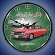 1965 Chevelle Malibu SS Wall Clock, LED Lighted