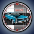 1965 GTO LED Lighted Clock