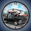 1966 Chevelle Wall Clock, LED Lighted