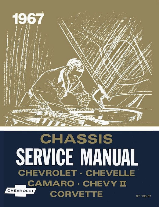 1967 Chevrolet Chassis Service Manual