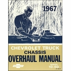 1967 Chevrolet Truck Chassis Overhaul Manual