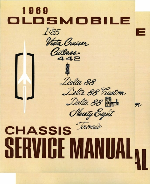 1969 oldsmobile factory shop manual cutlass 442 f85 delta 88 rh themotorbookstore com 1940 oldsmobile shop manual 1940 oldsmobile shop manual