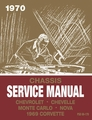 1970 Chevrolet Chassis Service Manual