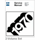 1970 Plymouth Factory Service Manual