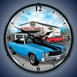 1971 Chevelle Wall Clock, LED Lighted