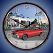 1971 SS Chevelle Wall Clock, LED Lighted