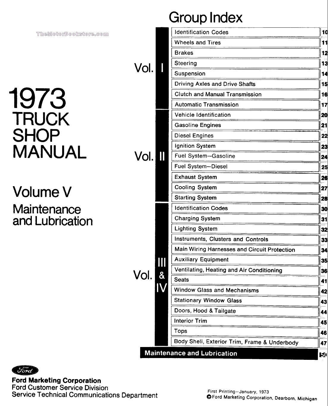 Ford Factory Wiring Harness Manual Transmission Schematics Aod 1973 Truck Shop F Series Bronco Econoline E4od Diagram