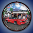 1979 Z28 Camaro Exxon Wall Clock, Lighted