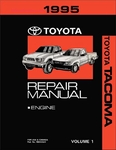 1995 Toyota Tacoma Truck OEM Repair Manual