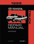 1995 Toyota Truck OEM Repair Manual