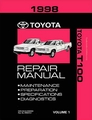 1998 Toyota T100 OEM Repair Manual