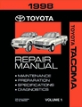 1998 Toyota Tacoma OEM Repair Manual