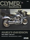 2002-14 Harley-Davidson VRSC Series V-Rod, Screamin' Eagle, Street Rod, Night Rod Repair Manual