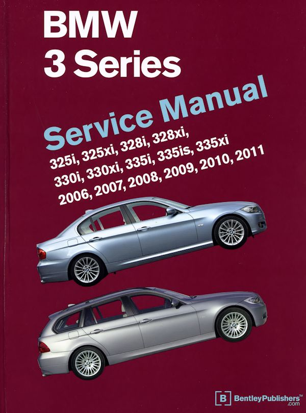 bmw 3 series e90 repair manual 2006 2011 325 328 330 335 cars rh themotorbookstore com bmw factory service manuals online bmw factory service manual e90