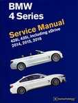 2014-2016 BMW 4 Series Service Manual / 428i, 435i (F32, F33, F36)