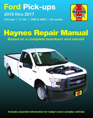 ford truck repair manual trucks suvs ford repair books rh themotorbookstore com 1997 ford f150 chilton manual 1994 Ford F-150