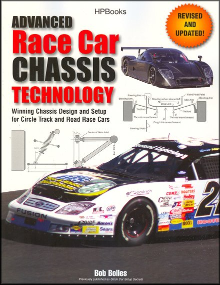 Advanced Race Car Chassis Technology: Chassis Design & Setup for Circle Track & Road Race Cars