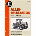 Allis-Chalmers Farm Tractor Repair Manual 8010, 8030, 8050, 8070