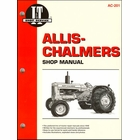 Allis-Chalmers Repair Manual D-10, D-12, D-14, D-15, D-17, 160, 170, 175