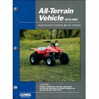 ATV Maintenance & Service Manual 1974-1987 Vol. 1 - Honda, Kawasaki, Polaris, Suzuki, Yamaha