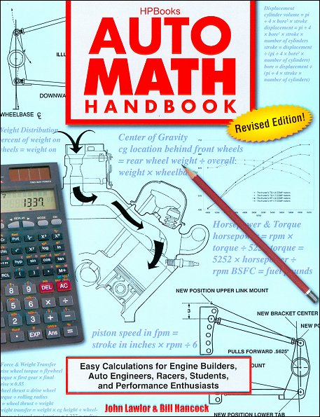 Auto Math Handbook Revised Edition
