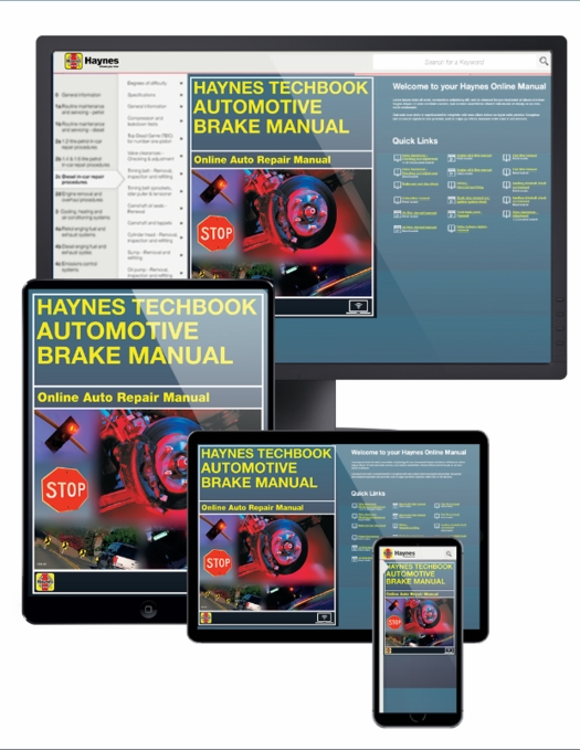 Automotive Brake Manual (ONLINE)