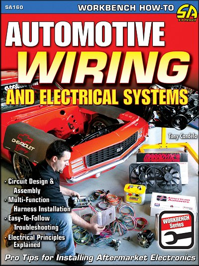 automotive wiring and electrical systems tony candela sa160 rh themotorbookstore com JVC Car Audio Wiring Harness JVC Car Audio Wiring Harness