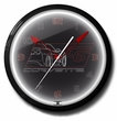 Black C6 Corvette Neon Clock, High Quality