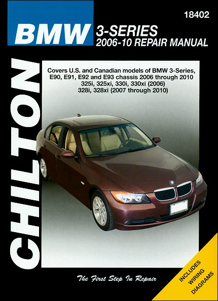 BMW I Xi I Xi I Xi Repair Manual - 2006 bmw 325xi manual