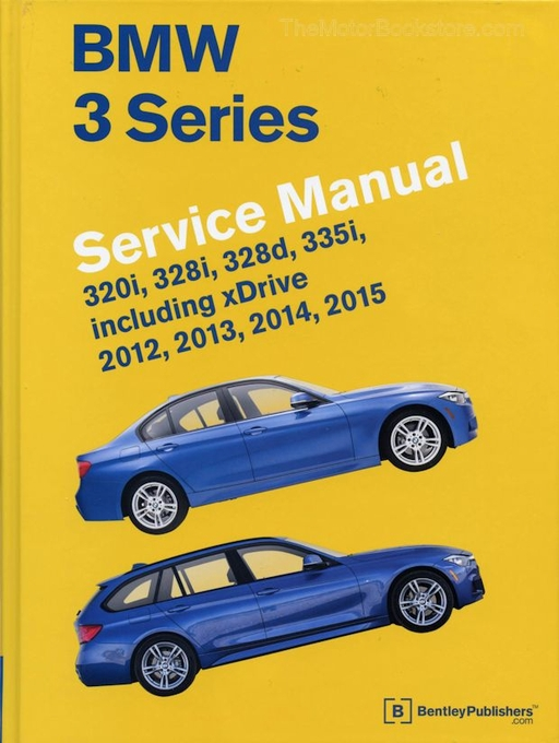 Bmw 3 series service manual 2012 2015 f30 f31 f34 bmw 3 series f30 f31 f34 service manual 2012 2015 fandeluxe Gallery