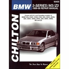 BMW 318, 323, 325, 328, M3, Z3 Repair Manual 1989-1998