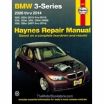 BMW 320i, 320xi, 325i, 325xi, 328i, 328xi, 330i, 330xi Repair Manual 2006-2014