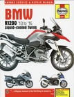 BMW R1200 Repair Manual (Liquid Cooled Twins): 2013-2016