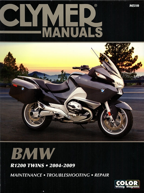 bmw r1200 twins repair manual 2004 2009 clymer m510 rh themotorbookstore com bmw r1200gs repair manual free download bmw r1200gs owners manual pdf