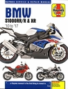 BMW S1000RR / R & XR Repair Manual 2010-2017