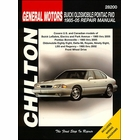 Buick, Olds, Pontiac FWD Repair Manual 1985-2005