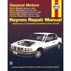 Buick Skylark, Somerset; Old Achieva, Calais; Pontiac Grand Am Repair Manual 1985-1998