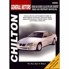 Buick Skylark, Somerset, Regal; Olds Achieva, Cutlass Calais; Pontiac Grand Am Repair Manual 1985-1998