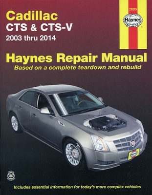 Cadillac Car Repair Manuals Haynes Chilton Motor Bookstore