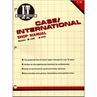 Case International Repair Manual 1896, 2096