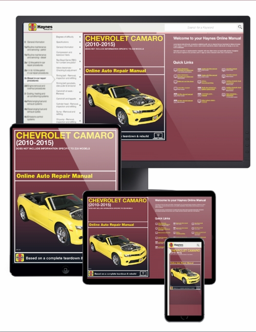 Chevrolet camaro service user manuals user manuals array chevrolet camaro repair manual 2010 2015 haynes 24018 rh themotorbookstore fandeluxe Choice Image