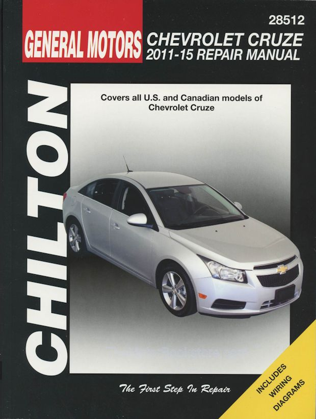chevrolet cruze chilton repair manual 2011 2015 the motor bookstore rh themotorbookstore com 2006 Silverado Repair Manual PDF 2010 chevrolet silverado 1500 repair manual