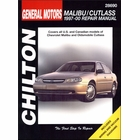Chevy Malibu, Olds Cutlass Repair Manual 1997-2000