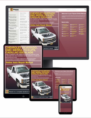 Chevy truck repair user manuals user manuals 1993 chevy silverado service manual array chevrolet gmc repair manuals for pickup trucks and suvs rh themotorbookstore com fandeluxe Image collections