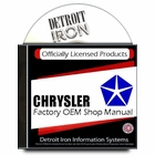 Chrysler Factory Service Manuals and Parts Books 1941-1981 on CD-ROM