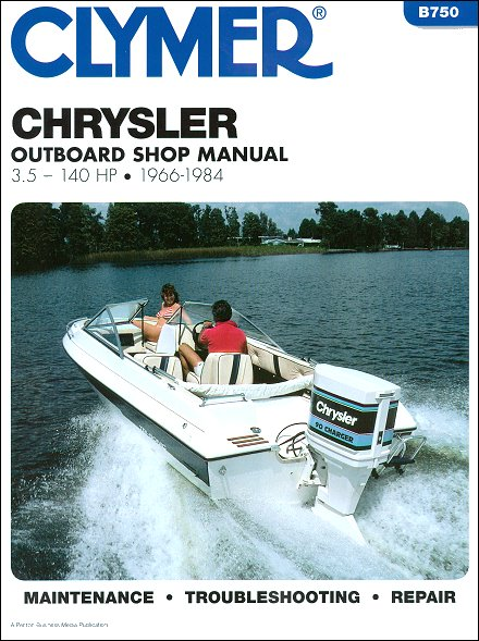 chrysler 1976 3 5 140 hp service repair manual
