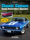 Classic Camaro Repair, Restoration and Upgrades 1967-1981