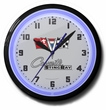 Corvette Stingray Neon Clock, High Quality